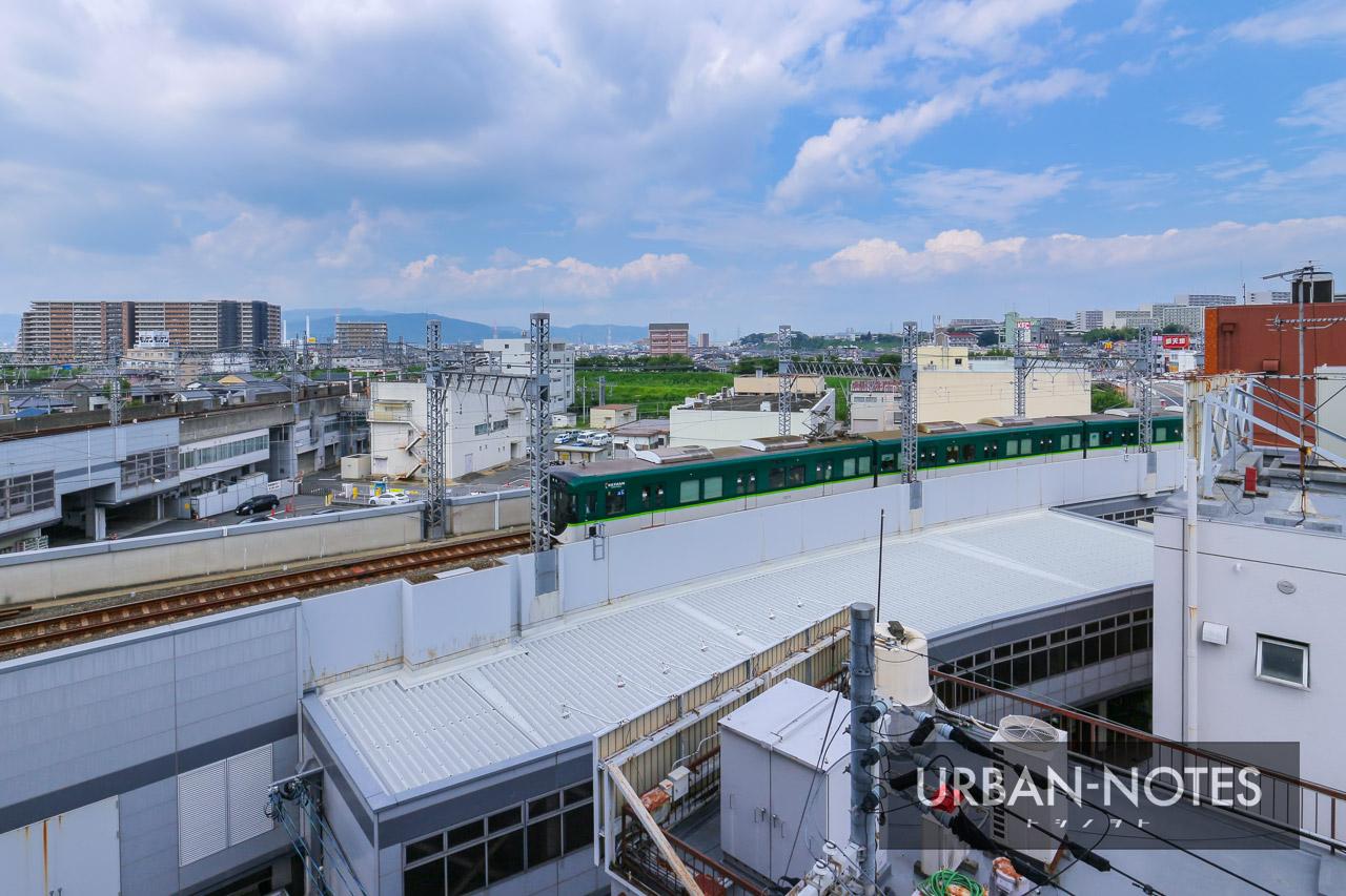 枚方市駅周辺地区第一種市街地再開発事業 2019年8月 06