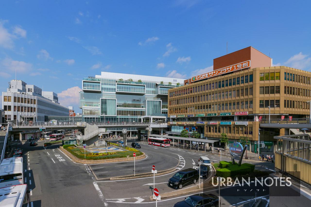 枚方市駅周辺地区第一種市街地再開発事業 2019年8月 07