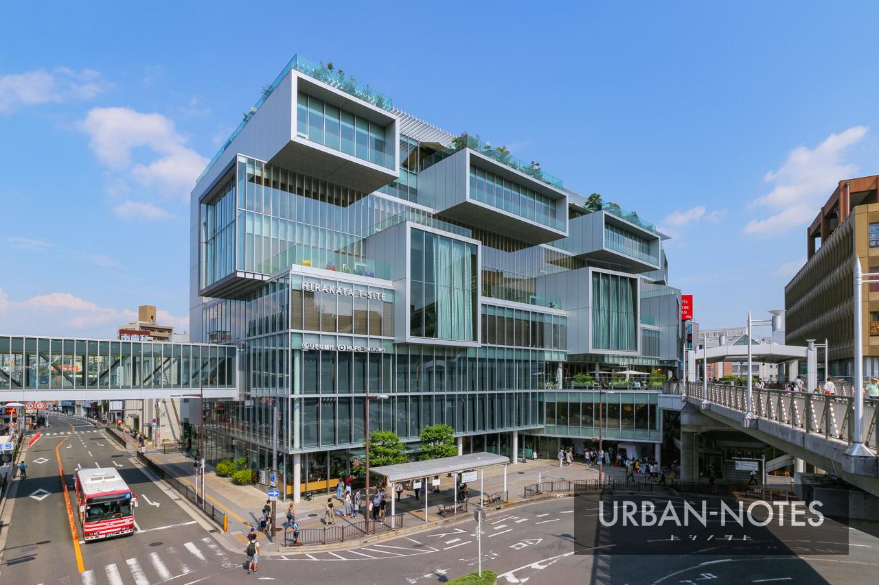 枚方市駅周辺地区第一種市街地再開発事業 2019年8月 08