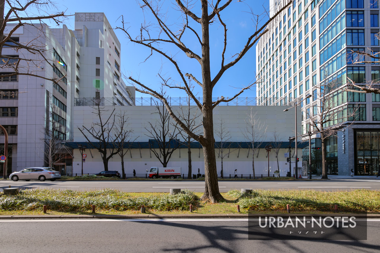 (仮称)御堂筋淡路町ビル 新築工事 2021年1月 01