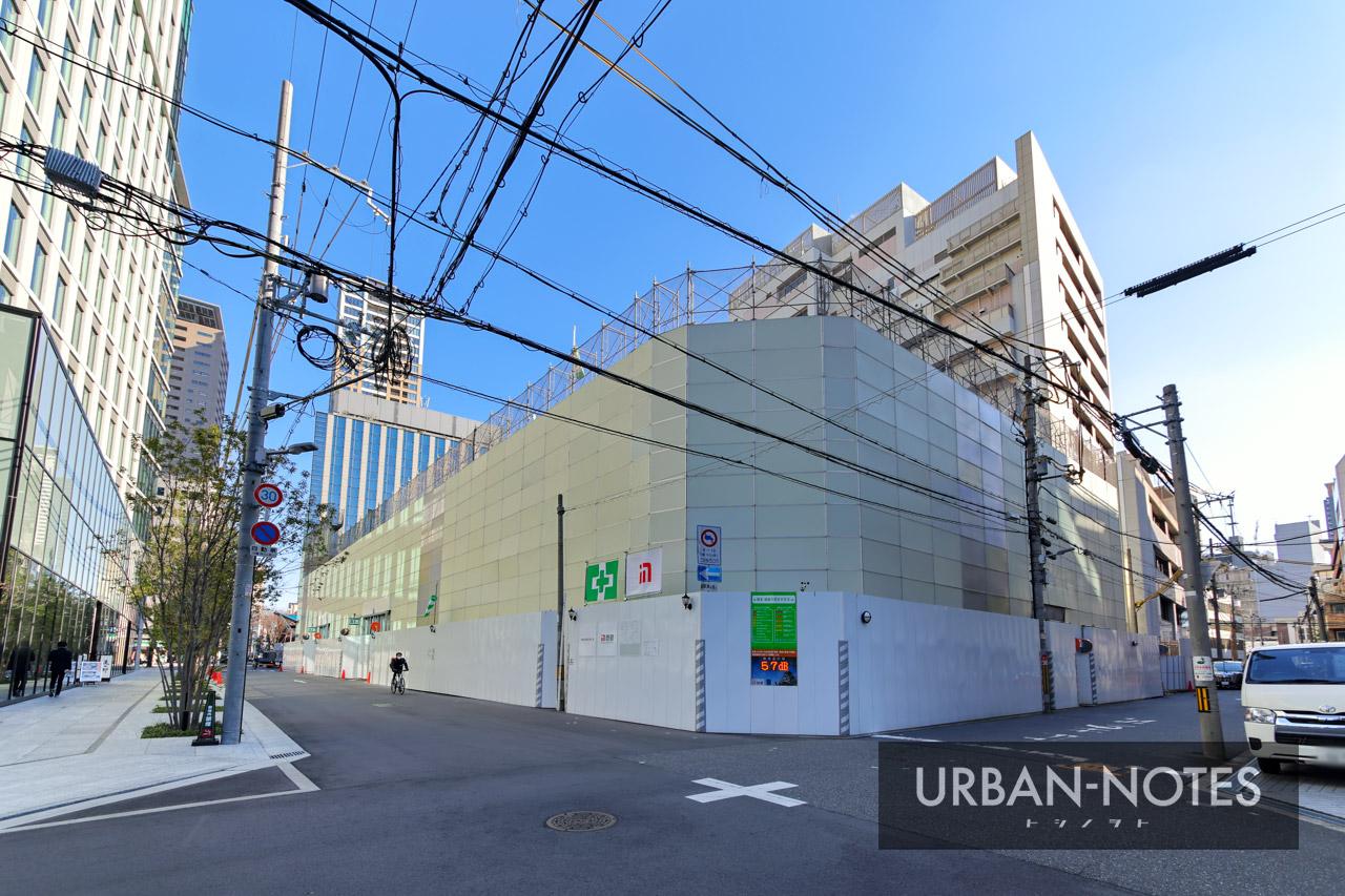 (仮称)御堂筋淡路町ビル 新築工事 2021年1月 04