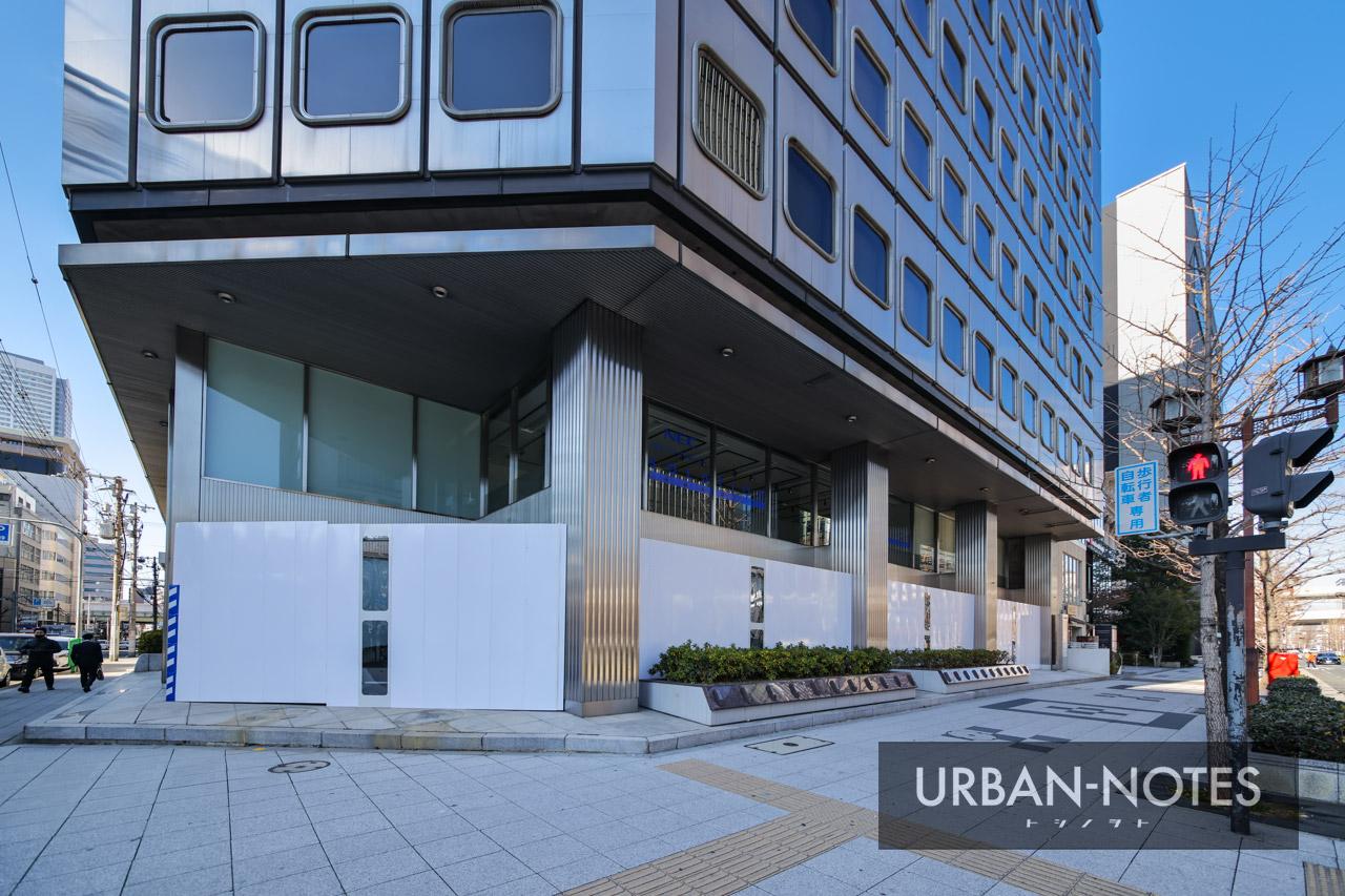 御堂筋ダイビル建替計画 2021年1月 02