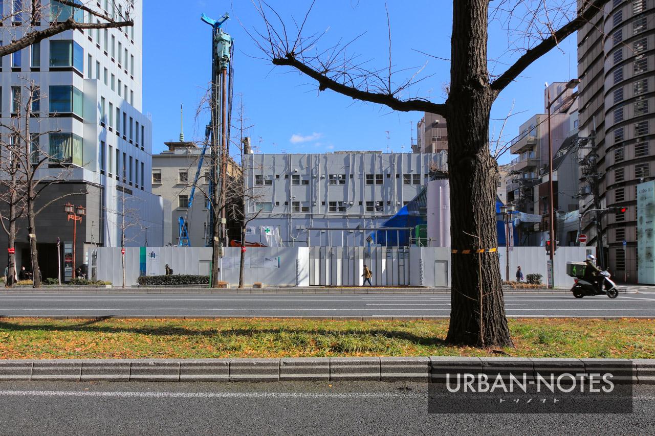 (仮称)三津寺ホテルプロジェクト新築工事 2021年2月 02