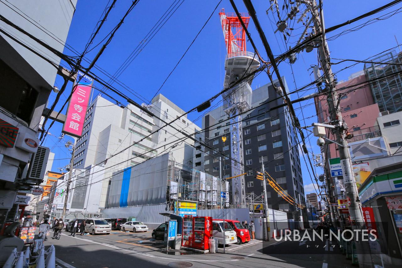(仮称)西心斎橋二丁目計画 2021年2月 01