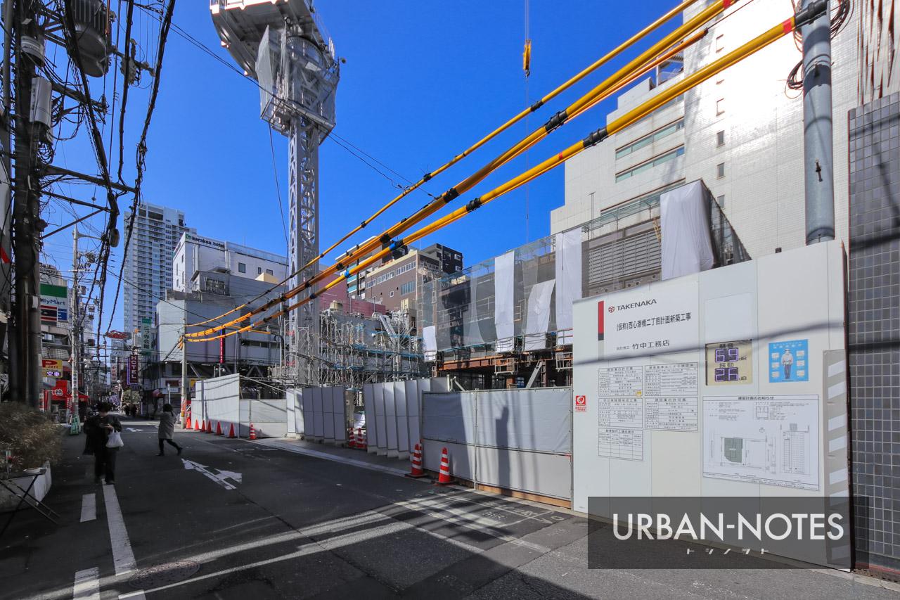 (仮称)西心斎橋二丁目計画 2021年2月 02