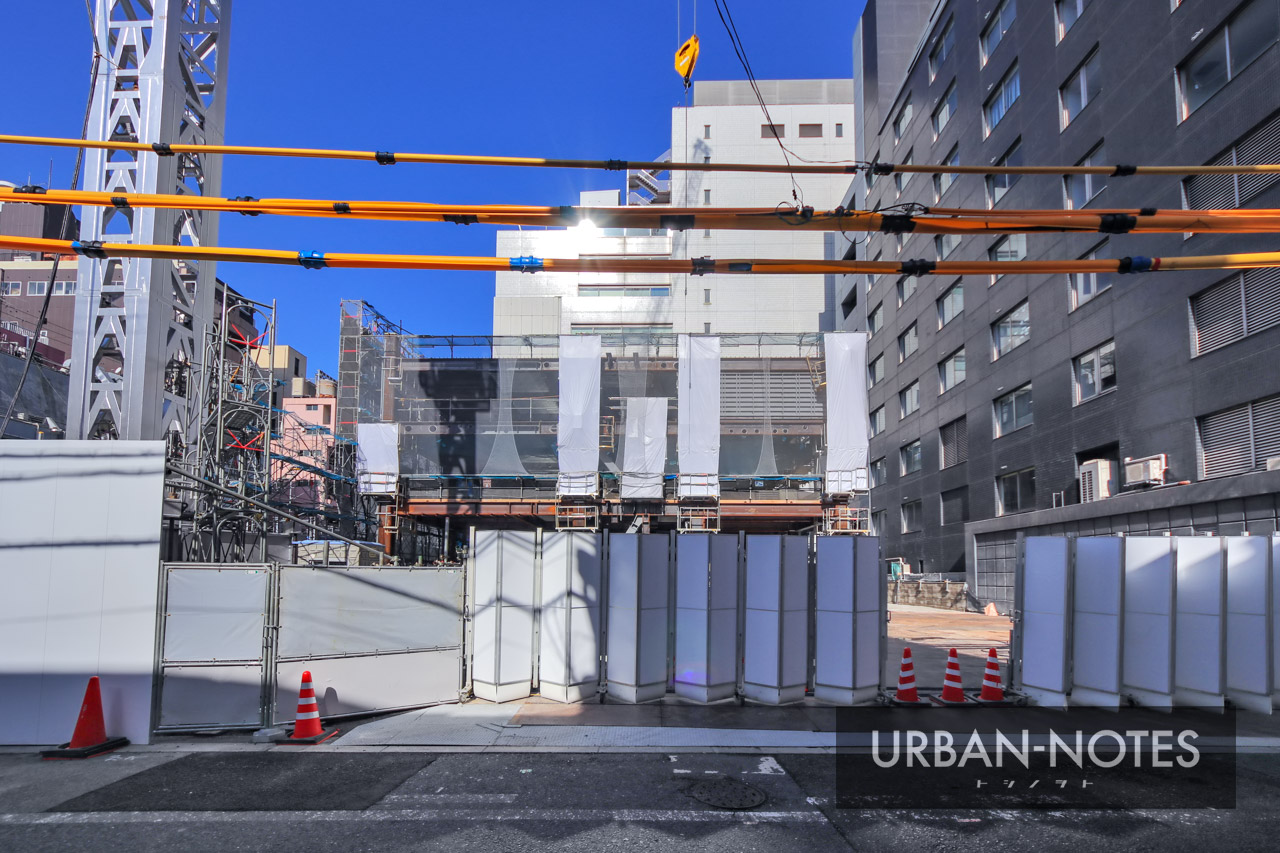 (仮称)西心斎橋二丁目計画 2021年2月 03