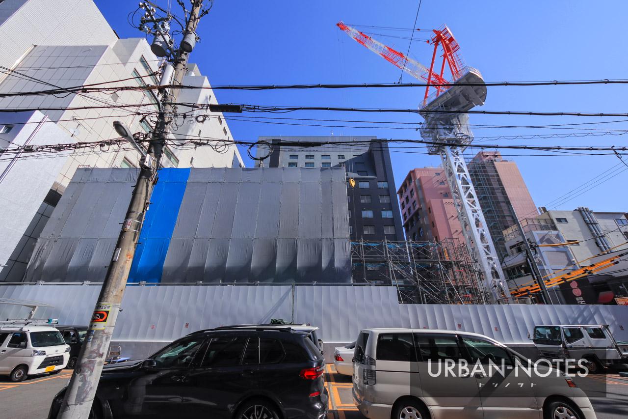 (仮称)西心斎橋二丁目計画 2021年2月 04