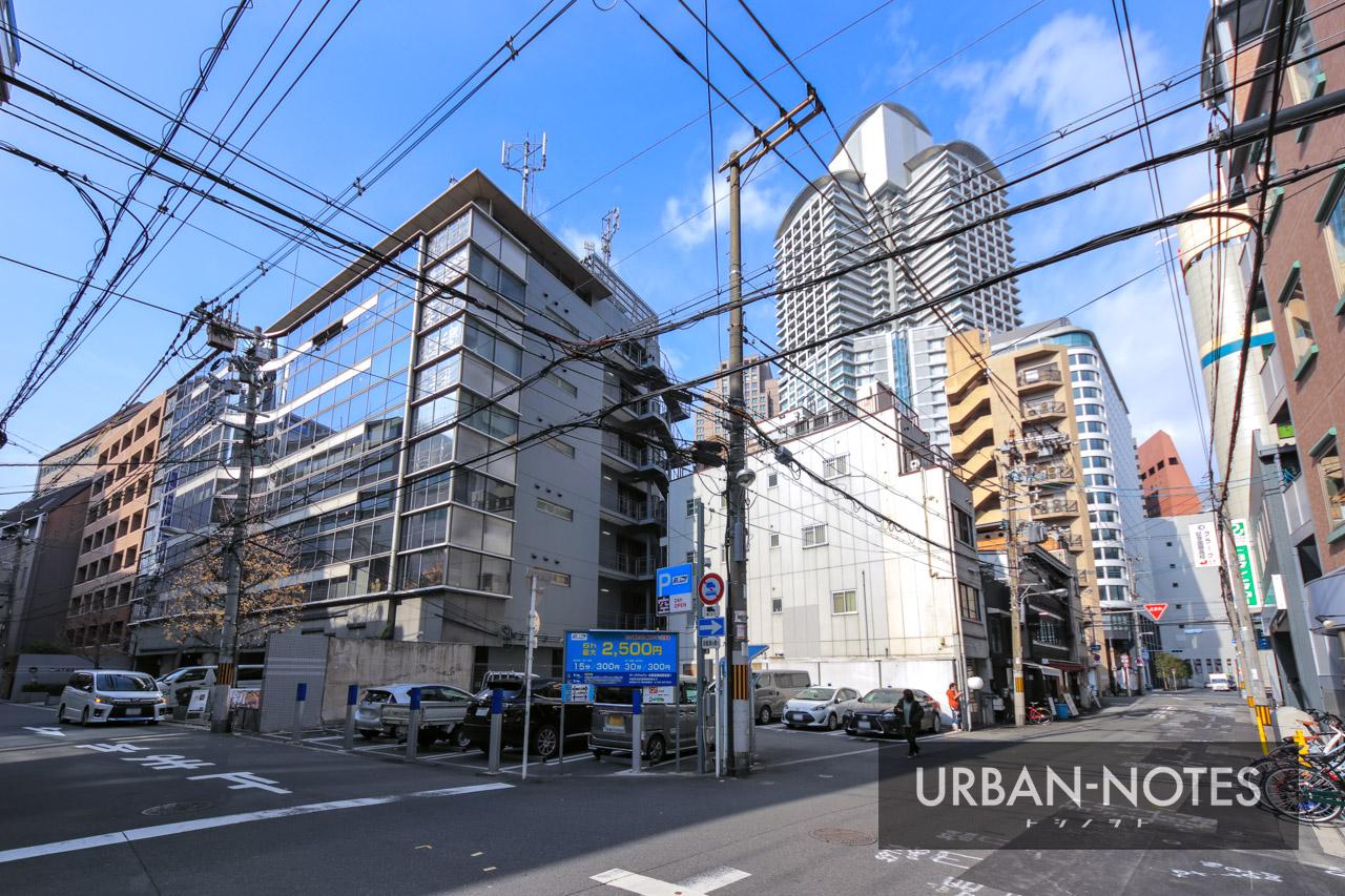 (仮称)西梅田ホテル計画 新築工事 2021年1月 01