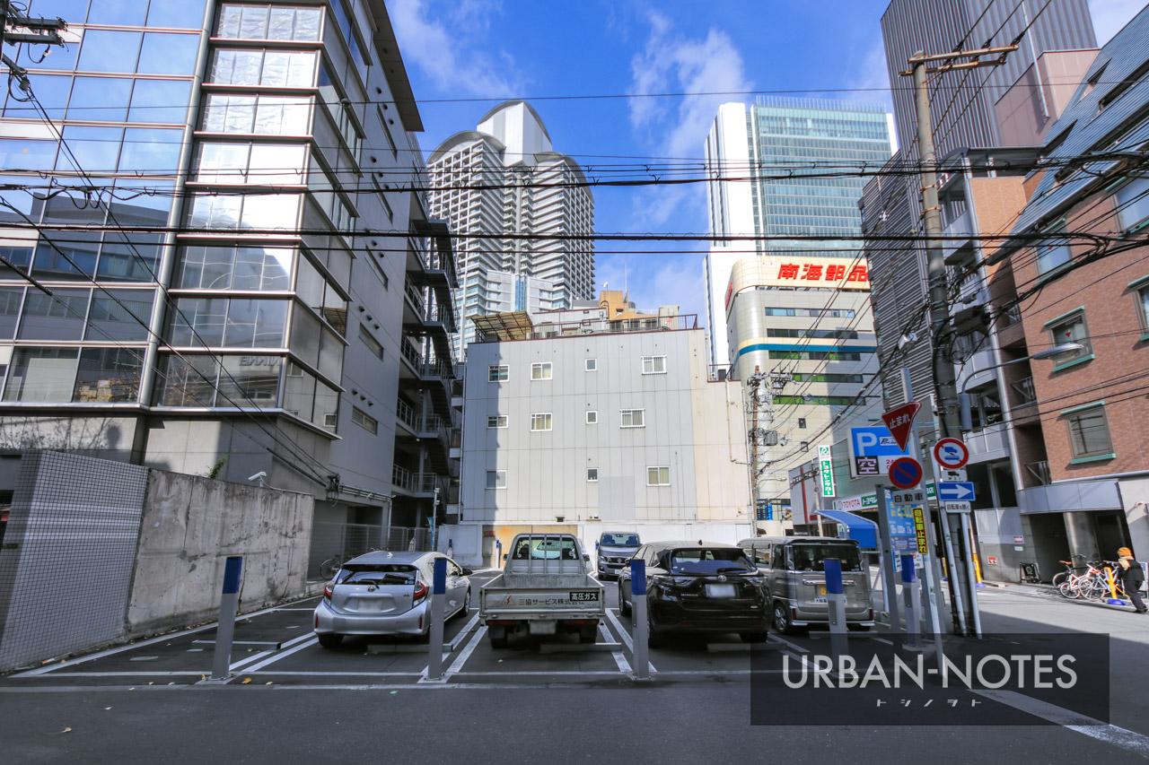 (仮称)西梅田ホテル計画 新築工事 2021年1月 02