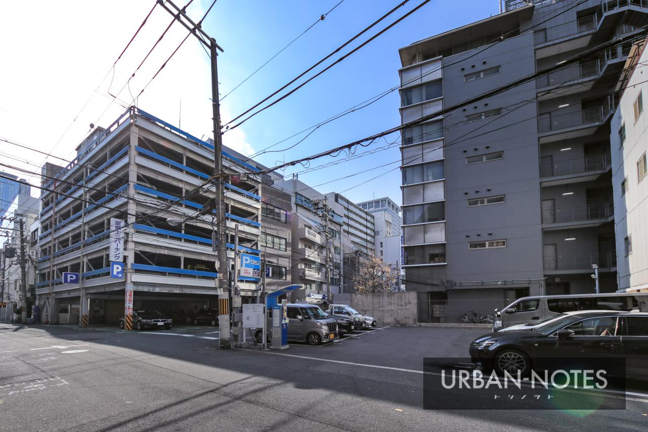 (仮称)西梅田ホテル計画 新築工事 2021年1月 03