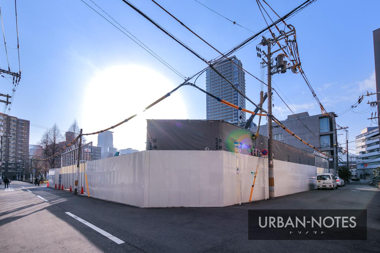 野村不動産 (仮称)大阪市北区豊崎四丁目計画 2021年1月 03