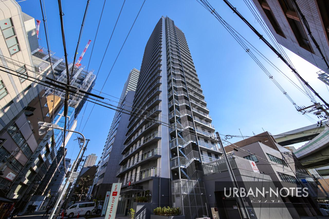 ユニゾインエクスプレス大阪南本町 2021年1月 01