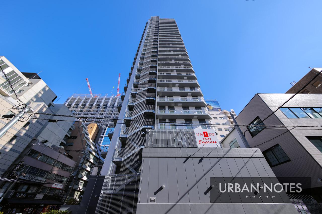 ユニゾインエクスプレス大阪南本町 2021年1月 04