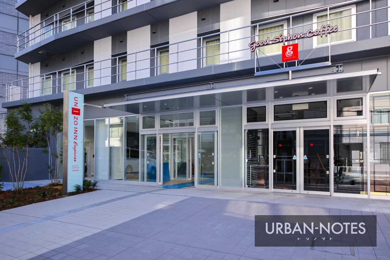 ユニゾインエクスプレス大阪南本町 2021年1月 05