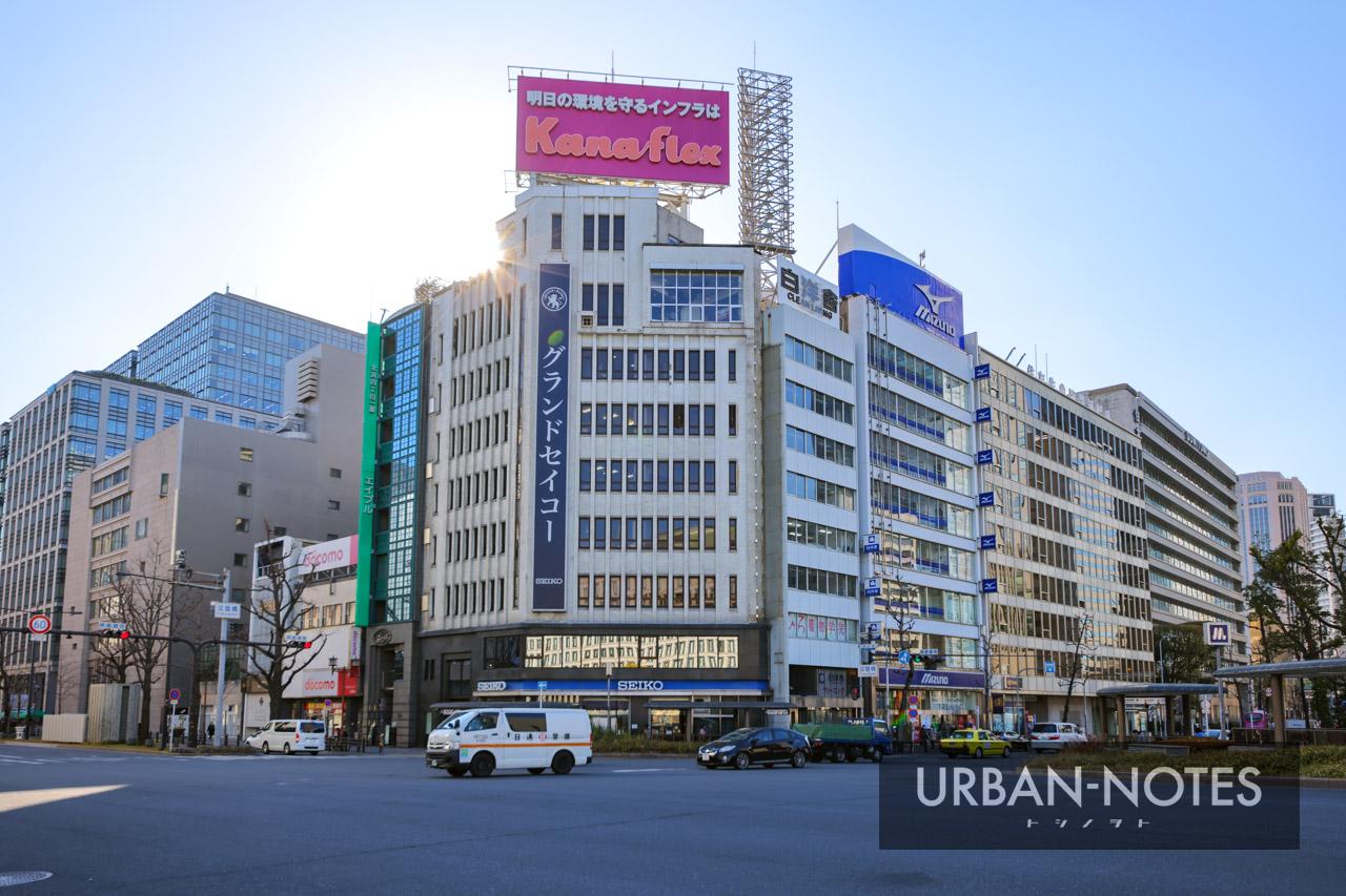 淀屋橋駅西地区第一種市街地再開発事業 2021年1月 01