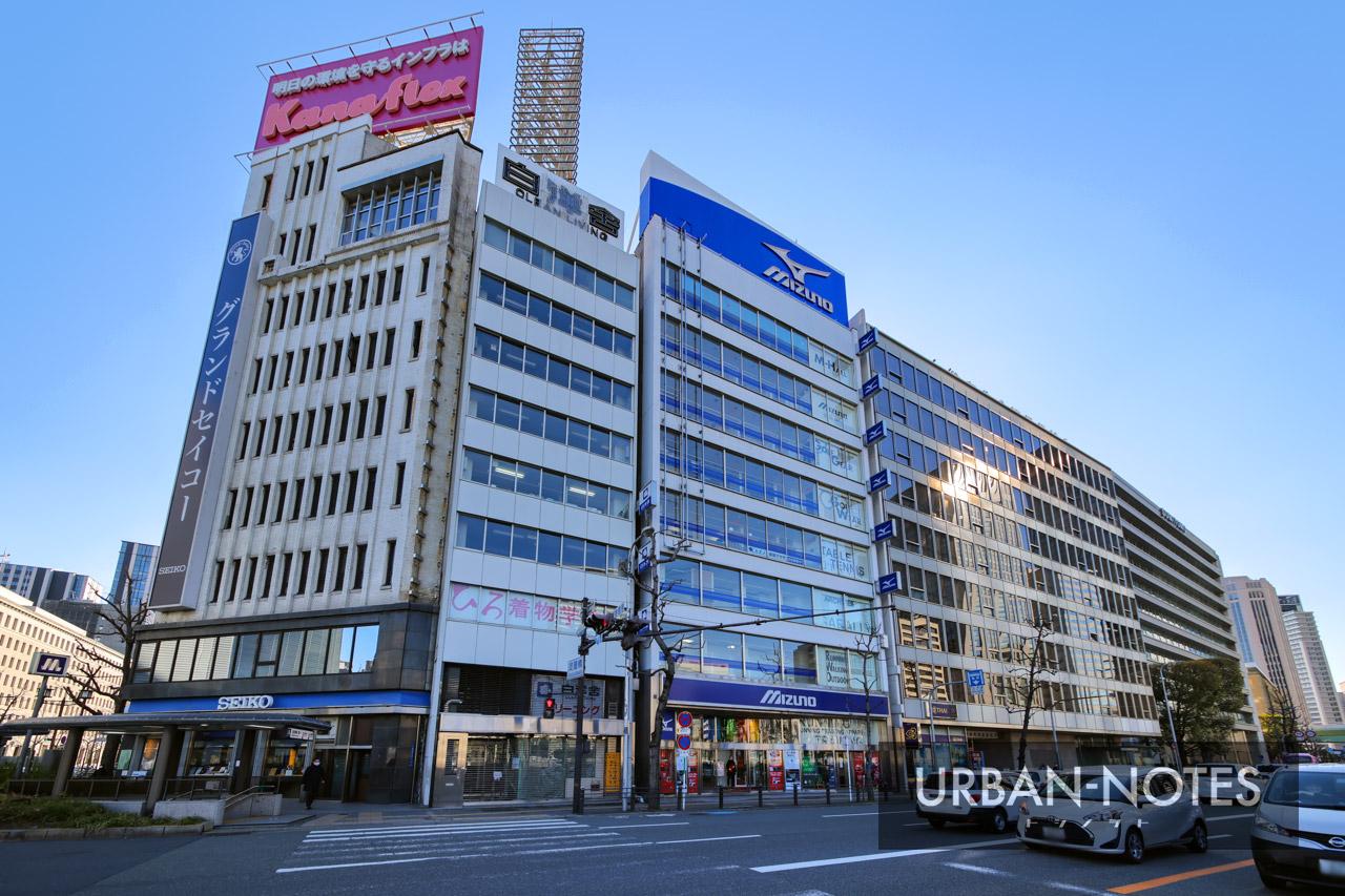 淀屋橋駅西地区第一種市街地再開発事業 2021年1月 02