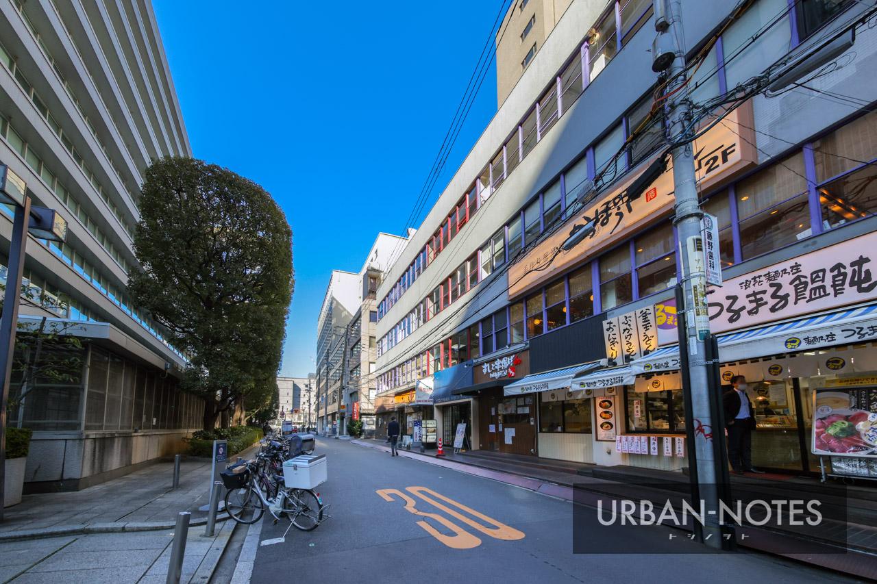 淀屋橋駅西地区第一種市街地再開発事業 2021年1月 04