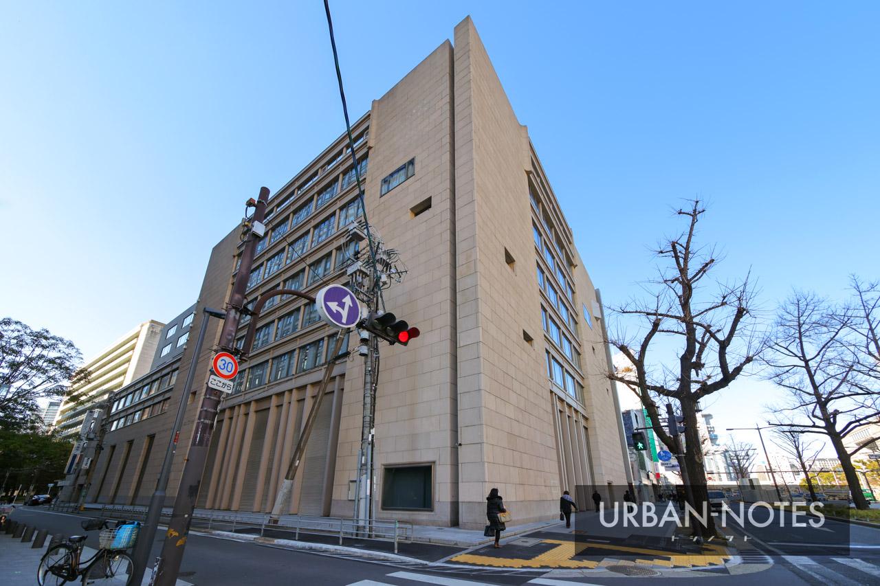 淀屋橋駅西地区第一種市街地再開発事業 2021年1月 05