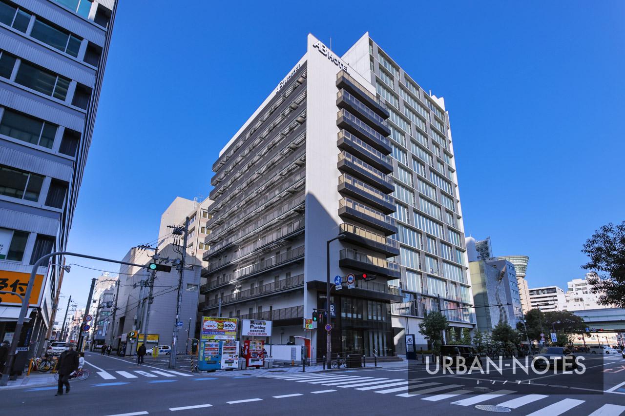 ABホテル大阪堺筋本町 2021年2月 01