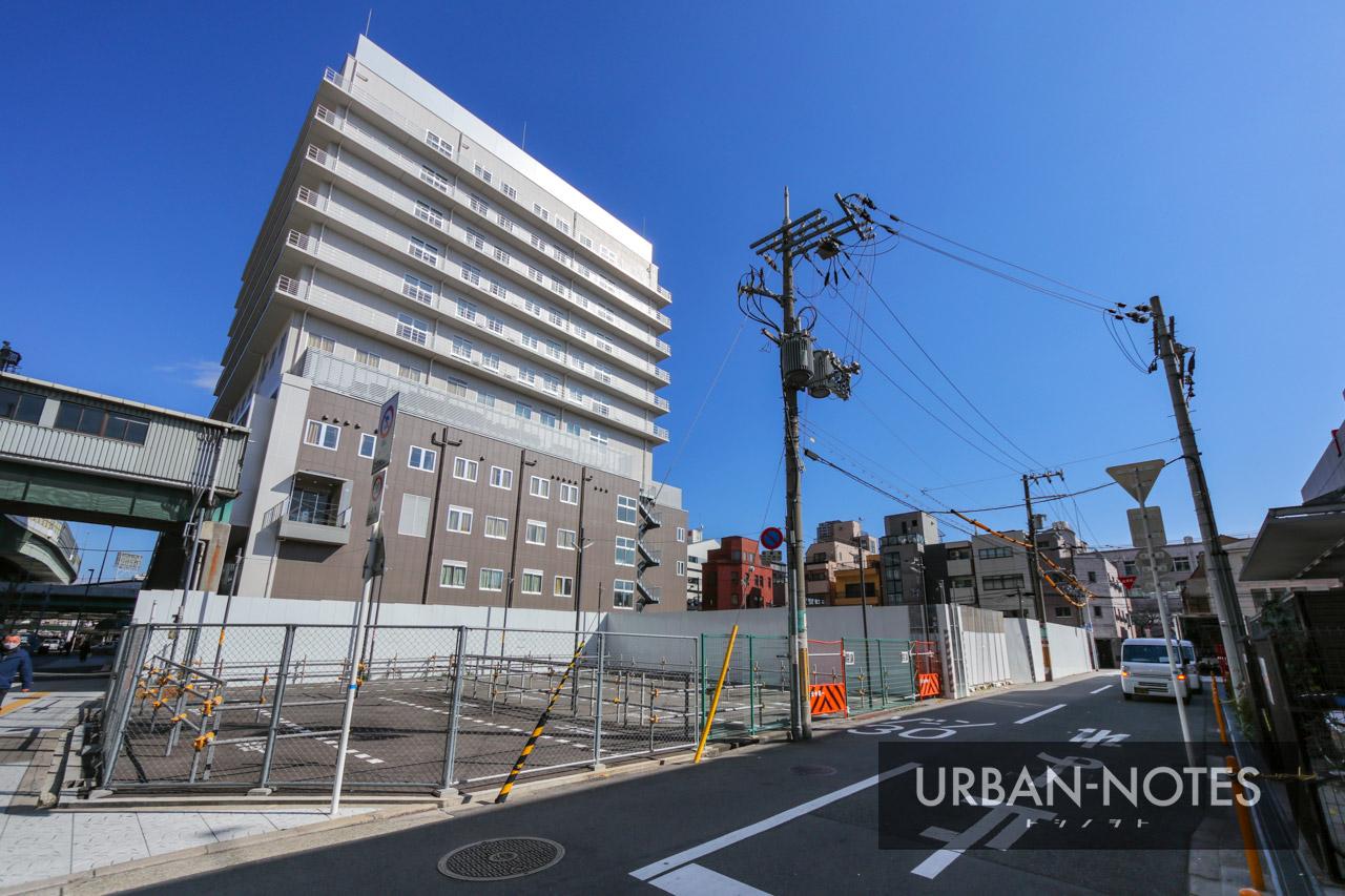 (仮称)区画整理記念・交流会館 2021年3月 01