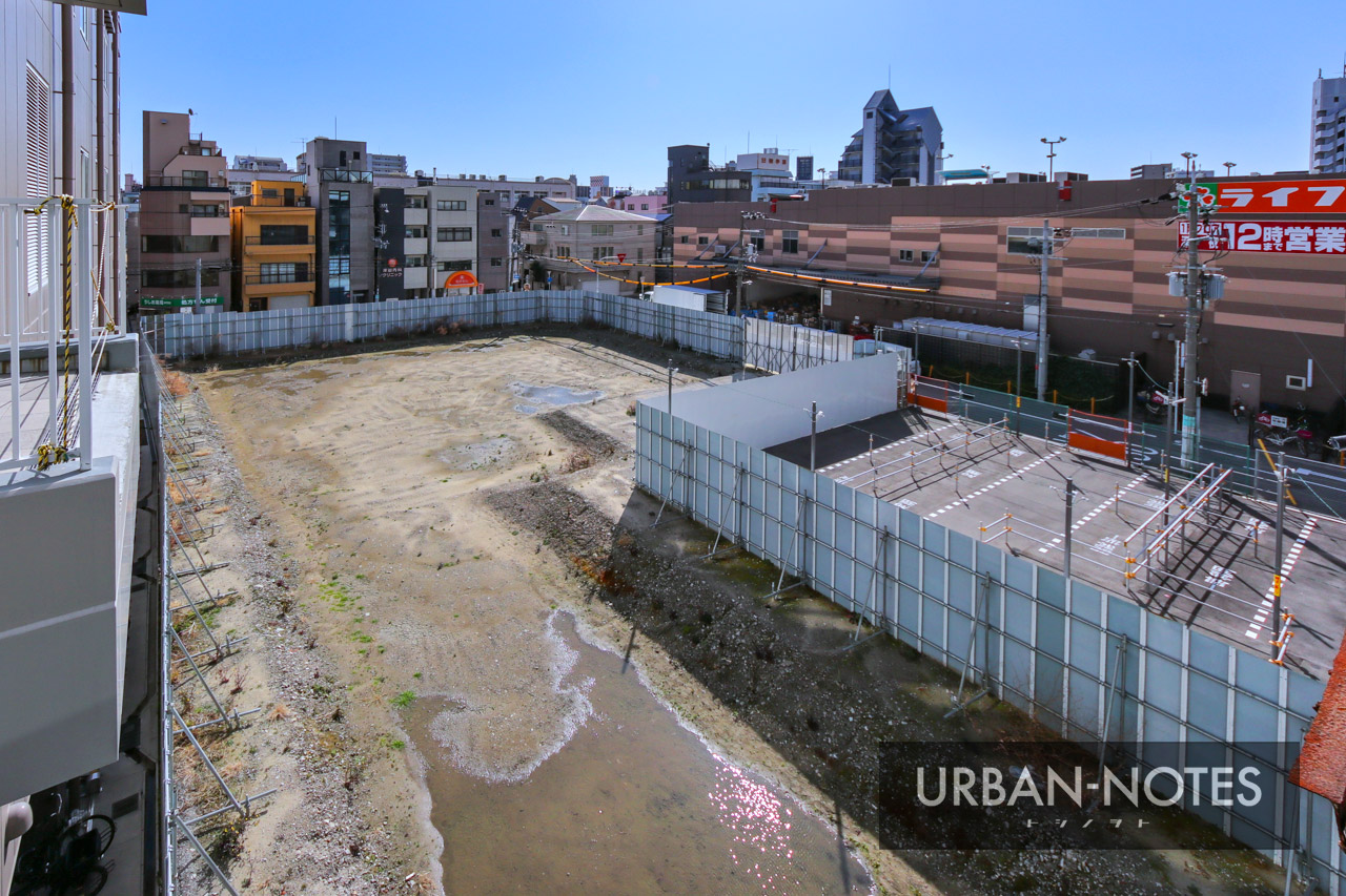 (仮称)区画整理記念・交流会館 2021年3月 04