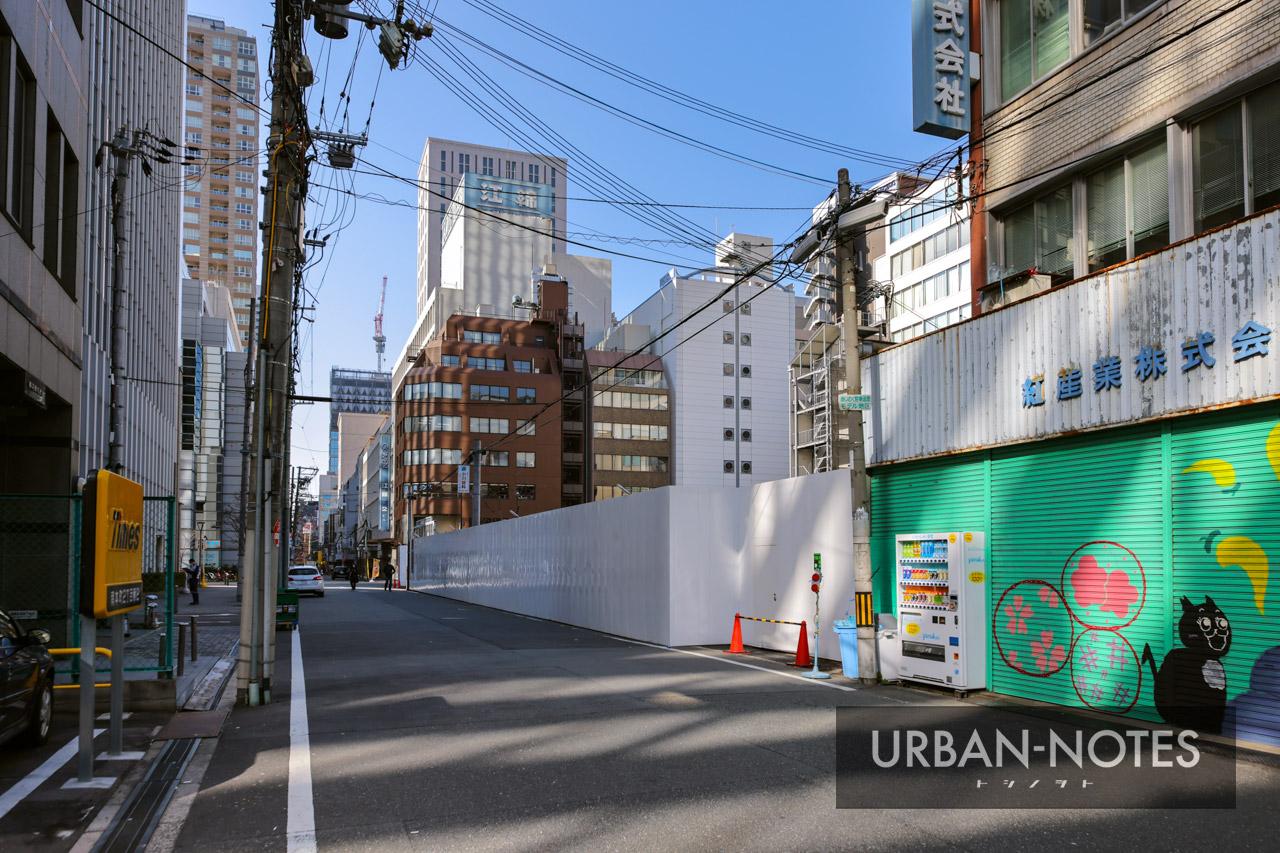 (仮称)ブランズタワー大阪本町 2021年2月 03