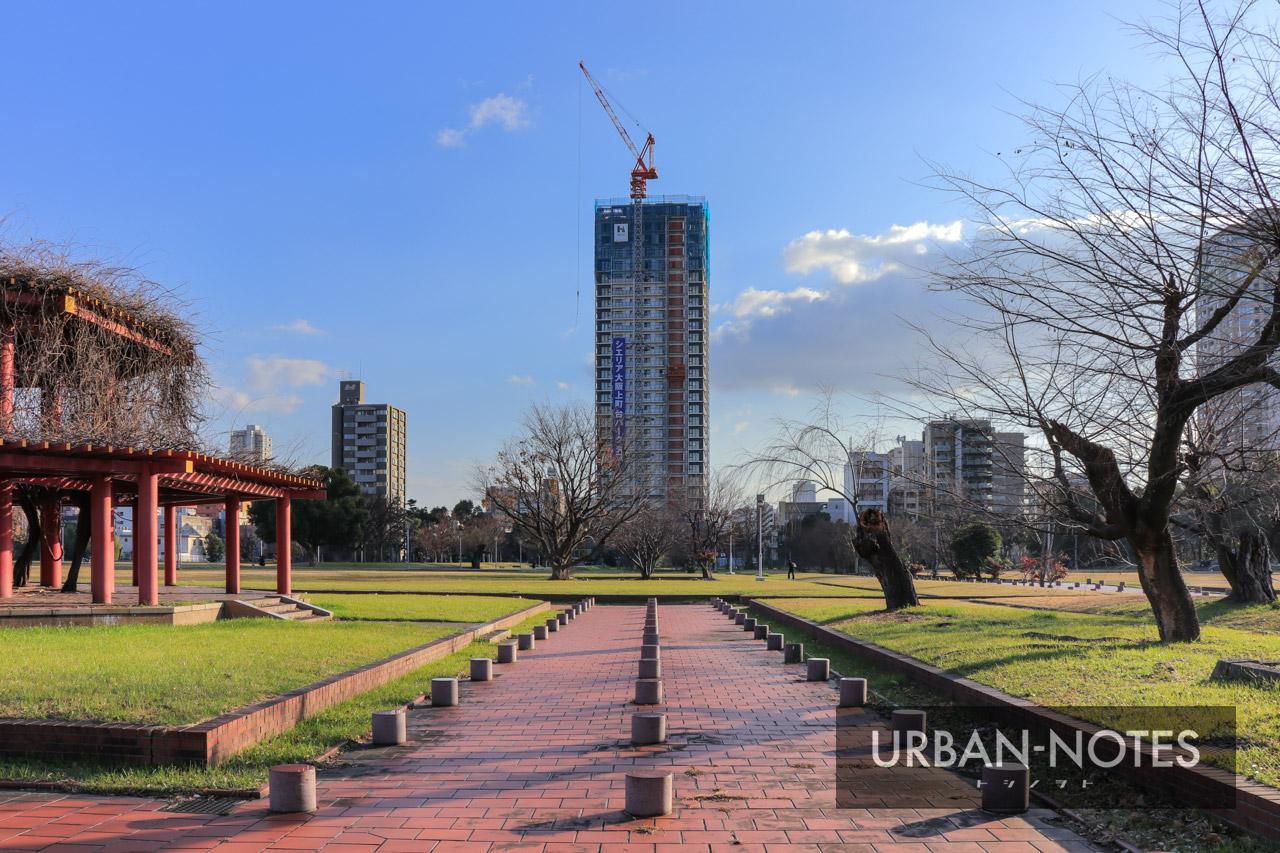シエリア大阪上町台パークタワー 2021年2月 06