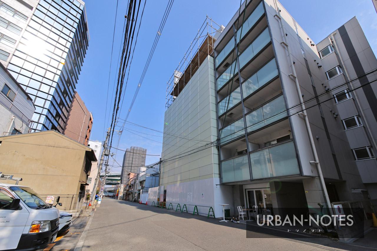 (仮称)エステムコート中央区北久宝寺町1丁目 新築工事 2021年2月 01