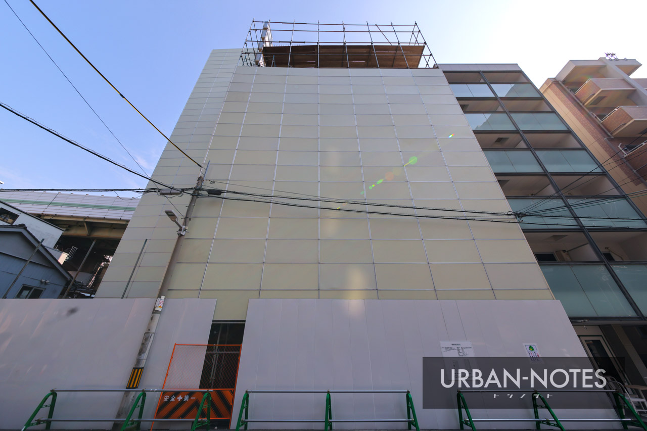 (仮称)エステムコート中央区北久宝寺町1丁目 新築工事 2021年2月 02
