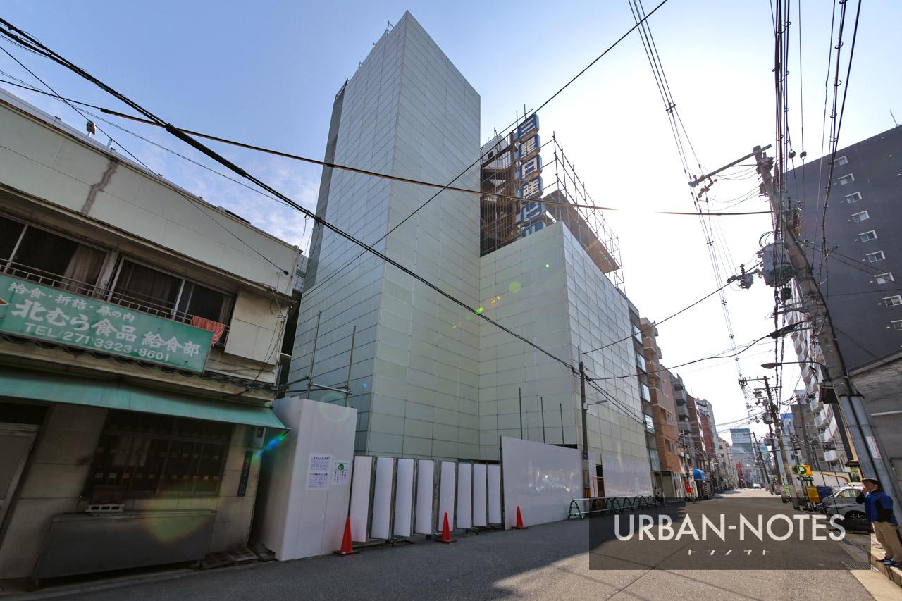 (仮称)エステムコート中央区北久宝寺町1丁目 新築工事 2021年2月 03