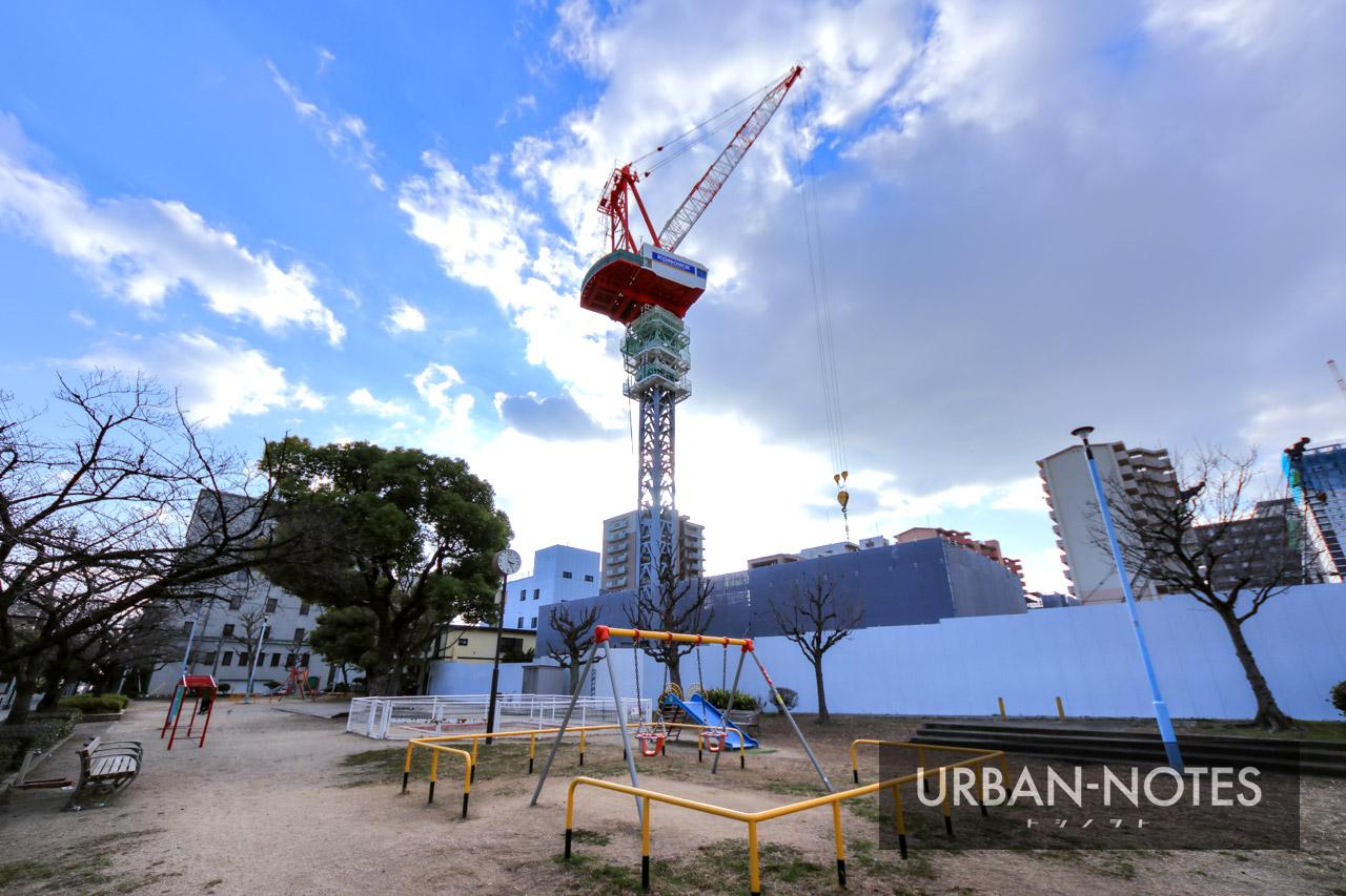 グランドメゾン上町一丁目タワー 2021年2月 03