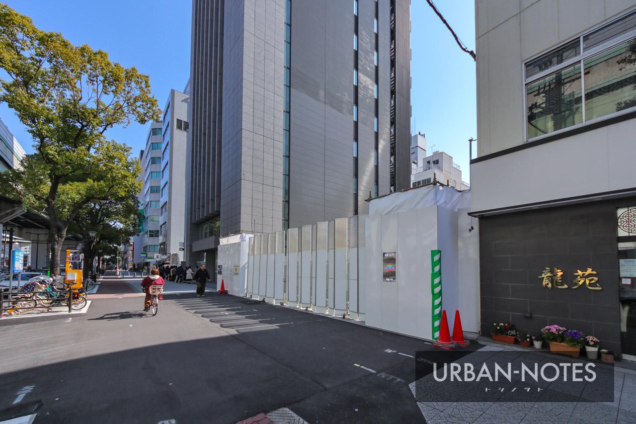 (仮称)本町西PJ新築工事 2021年3月 01