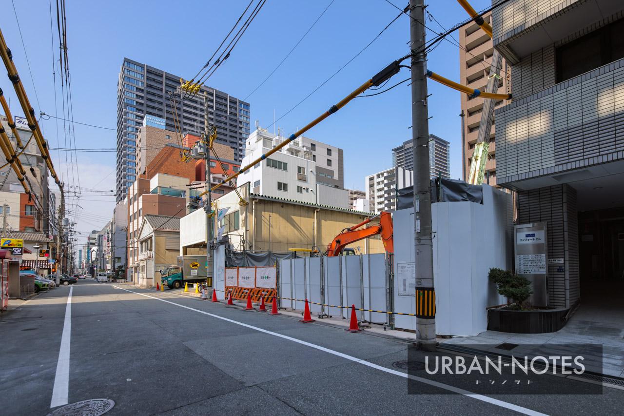 (仮称)大阪市中央区北久宝寺町一丁目計画 2021年2月 01