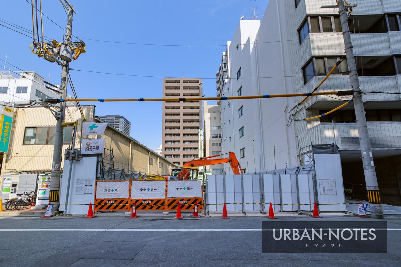(仮称)大阪市中央区北久宝寺町一丁目計画 2021年2月 02