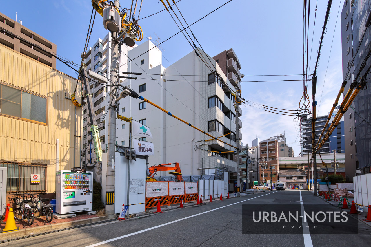 (仮称)大阪市中央区北久宝寺町一丁目計画 2021年2月 03