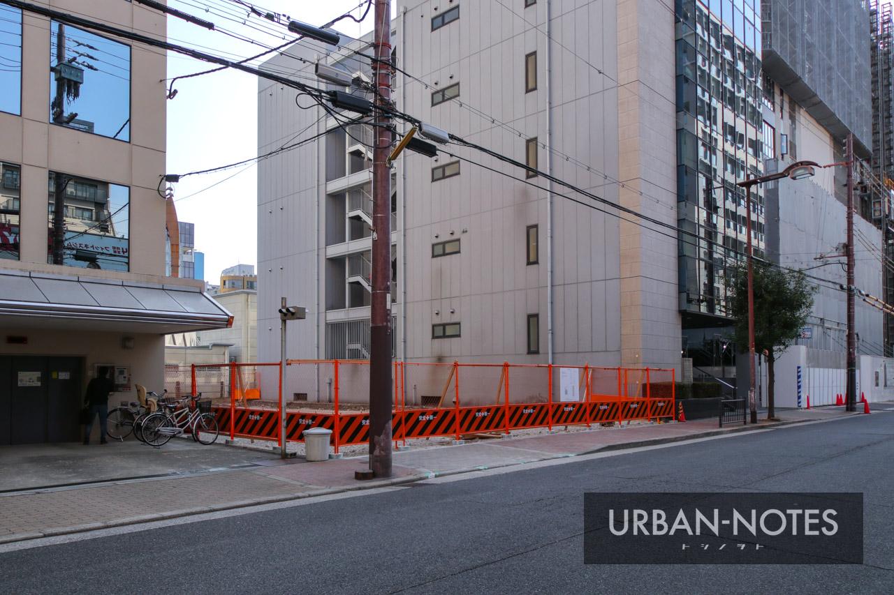 (仮称)大阪市西区京町堀2丁目計画 2021年3月 01