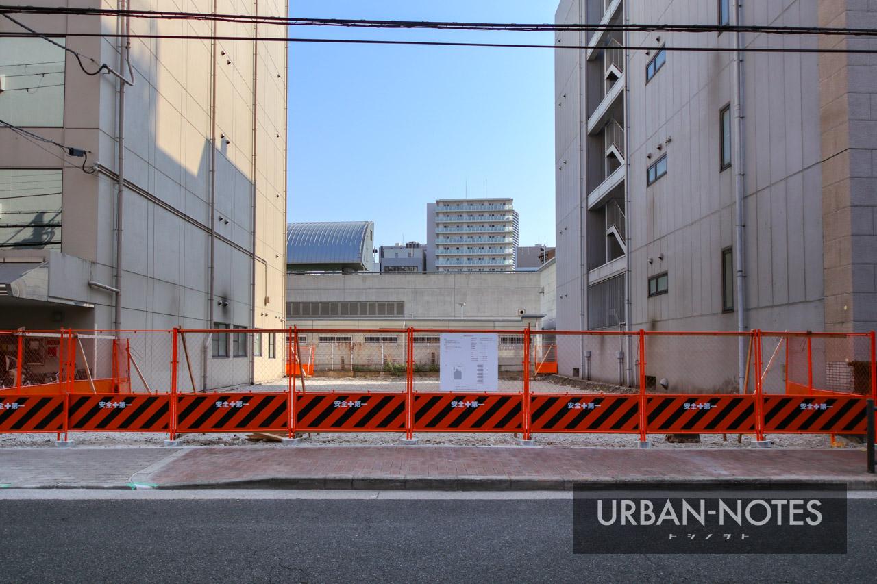 (仮称)大阪市西区京町堀2丁目計画 2021年3月 02
