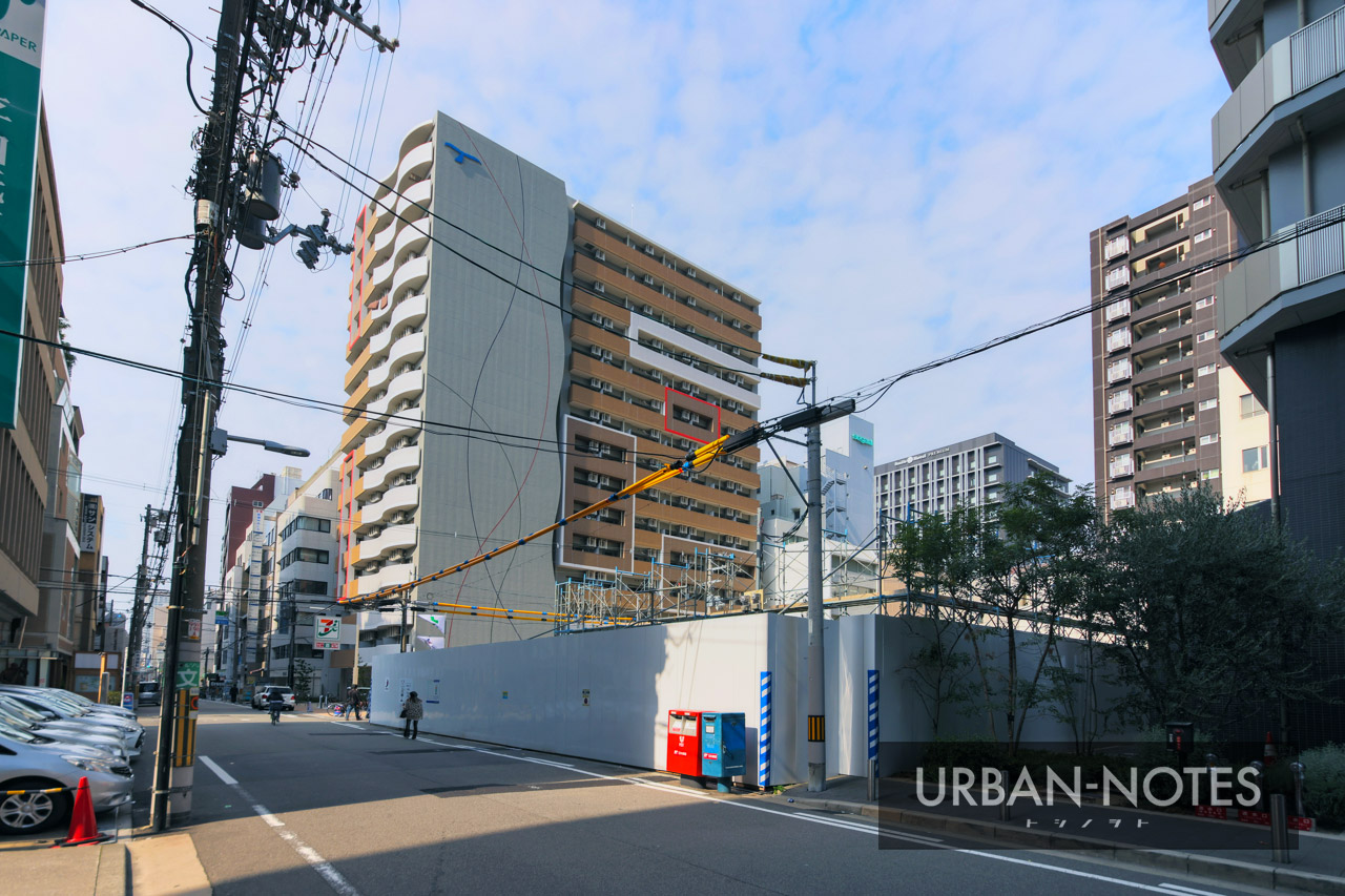 (仮称)南船場ホテル 新築計画 2021年2月 04