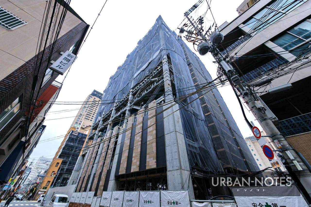 大阪厚生信用金庫新本店ビル 2021年2月 06