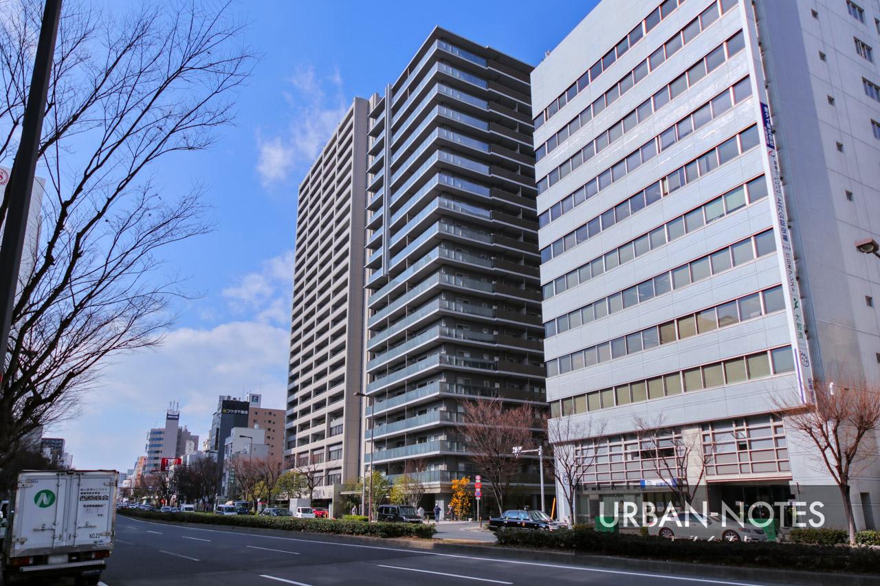 プレミストタワー大阪上本町 2021年2月 03