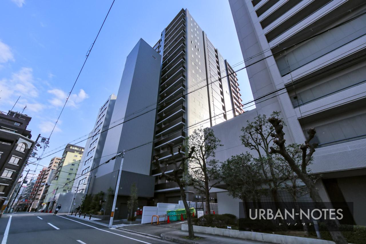 プレミストタワー大阪上本町 2021年2月 05