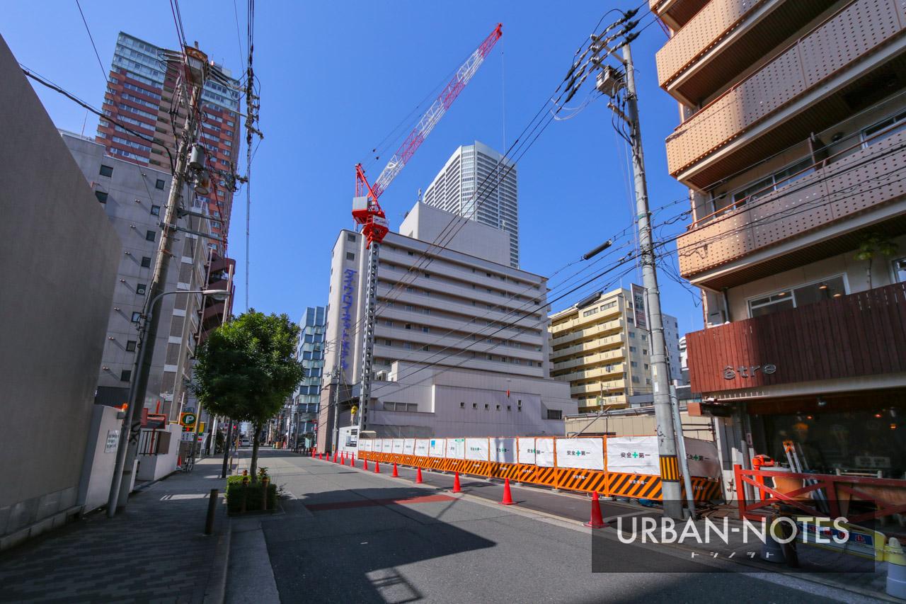 プレサンスレジェンド 大阪新町タワー 2021年3月 01