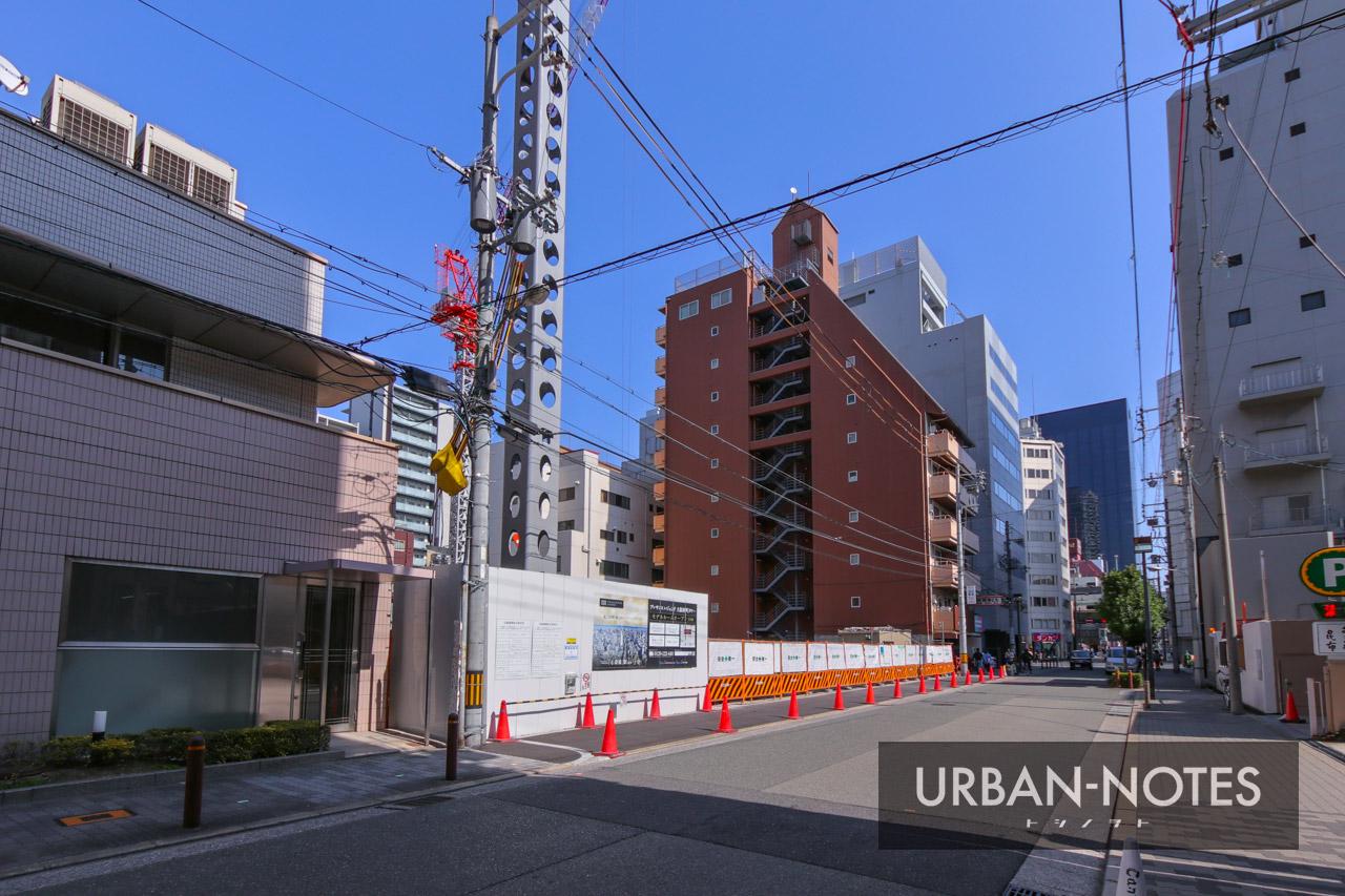 プレサンスレジェンド 大阪新町タワー 2021年3月 02