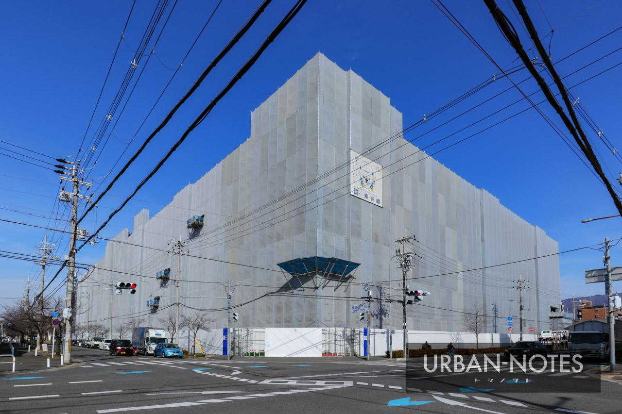 (仮称)SGリアルティ東大阪計画 2021年2月 01
