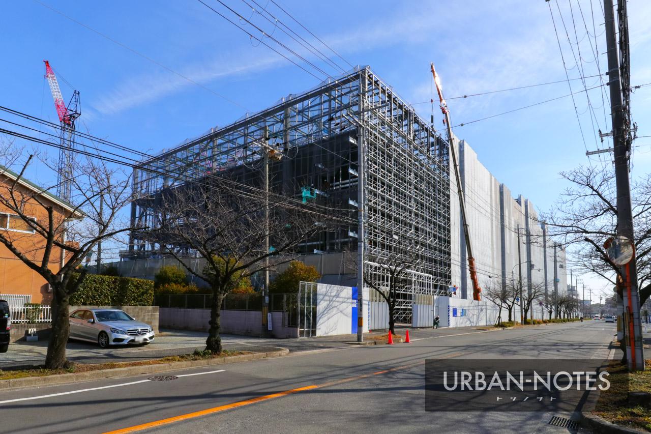 (仮称)SGリアルティ東大阪計画 2021年2月 02