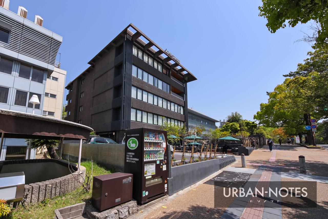 AN-GRANDEホテル奈良 2021年4月 01
