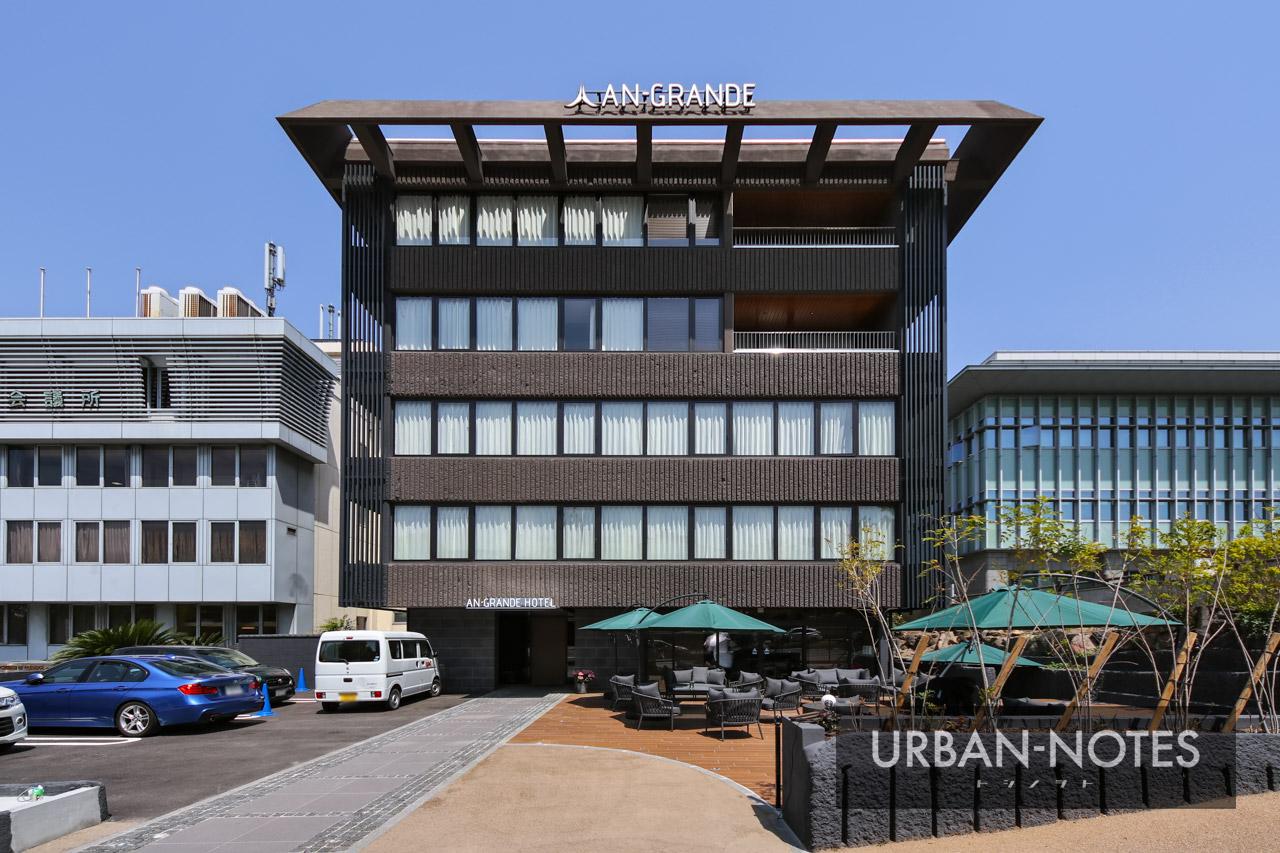 AN-GRANDEホテル奈良 2021年4月 02