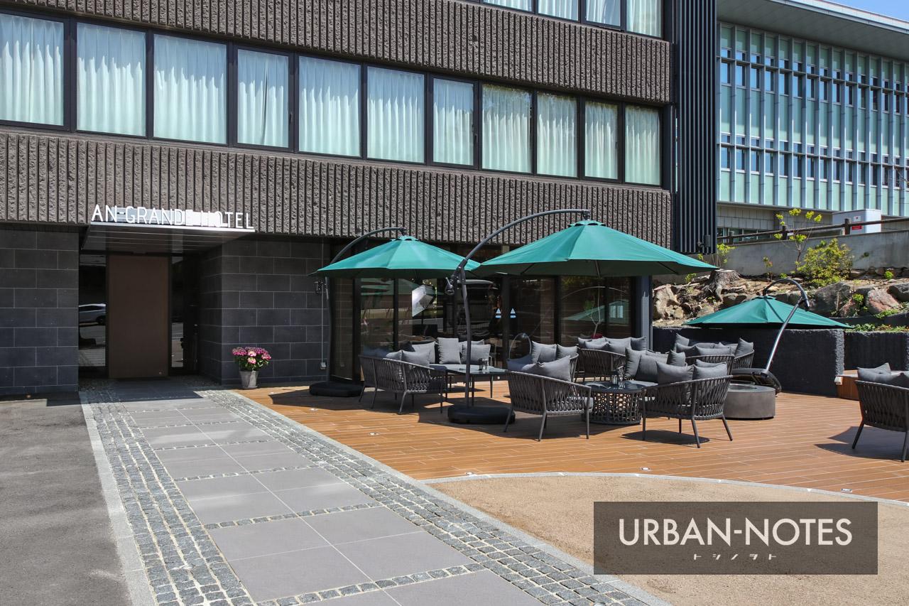 AN-GRANDEホテル奈良 2021年4月 04