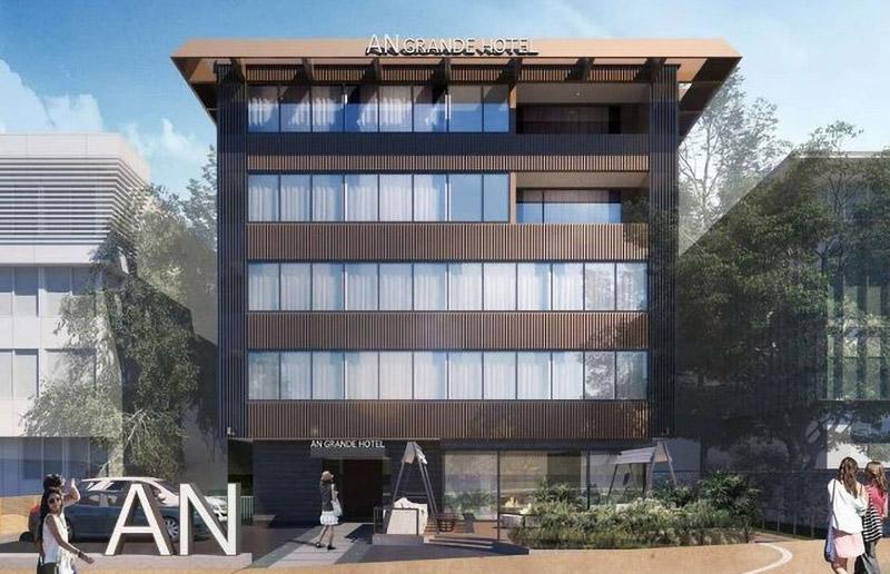 AN-GRANDEホテル奈良 完成イメージ図 01