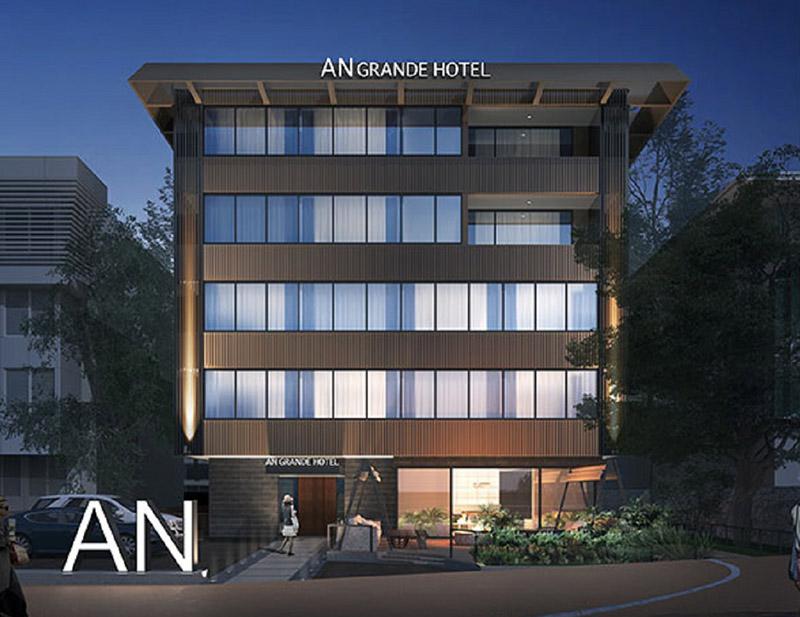 AN-GRANDEホテル奈良 完成イメージ図 02